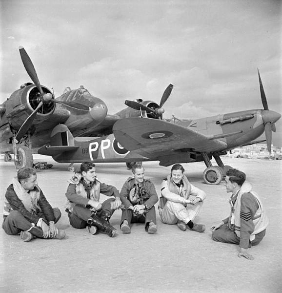 pilotos II WW