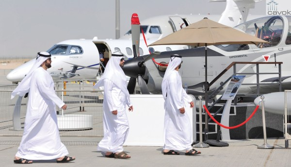 Embraer A-29 Super Tucano (Dubai Airshow - Mark Wagner)