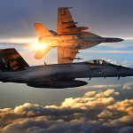 Marinha dos EUA busca adquirir mais caças Super Hornets