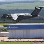 KC-390 realizou mais um voo de testes