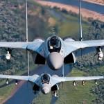 Sputinik News afirma que Rússia começou negociações com o Brasil sobre o possível fornecimento de caças Sukhoi Su-35