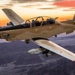 Iraque prestes a se tornar cliente-lançador do Beechcraft AT-6 'Wolverine'