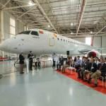 Embraer entrega dois primeiros jatos E195 à Tianjin Airlines