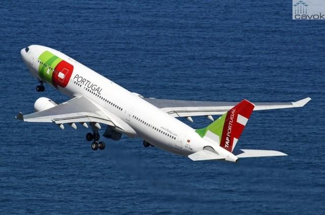 CS-TOF TAP - Air Portugal Airbus A330-223, Foto - Rui Sousa