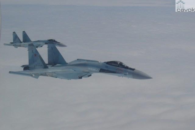 Su-35S - VKS, Síria (2)