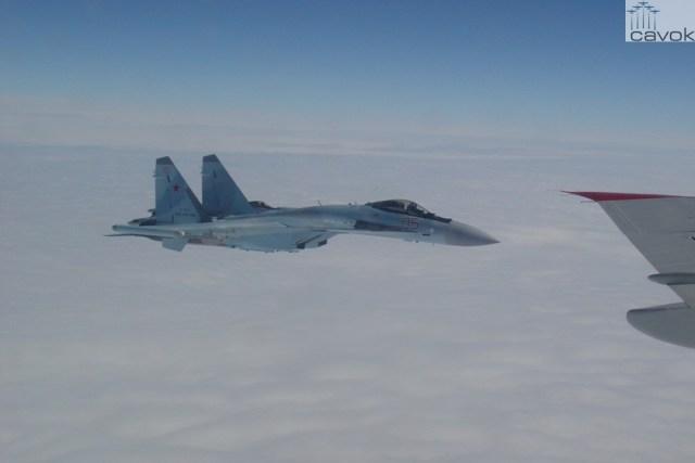 Su-35S - VKS, Síria (3)