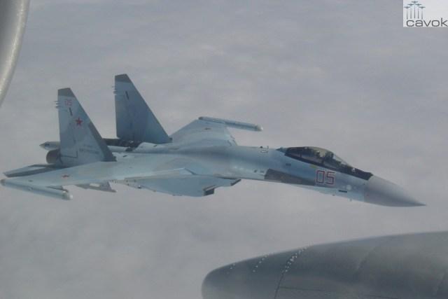 Su-35S - VKS, Síria (6)