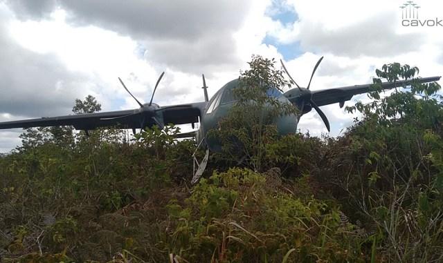 C-105A Amazonas - FAB (1)