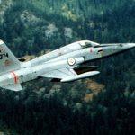 GUERRA FRIA: Defesa aérea da Noruega