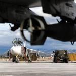 Aviação russa destruiu cerca de 1.900 alvos na Síria em uma semana