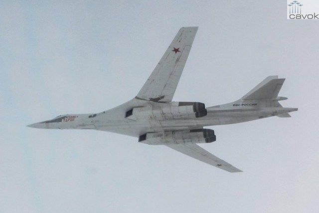 Tu-160, Red 03 - Pavel Taran (RF-94101), Foto - RAF (2)