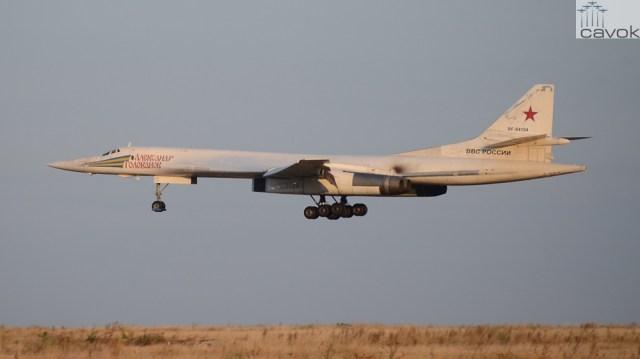Tu-160, Red 05 - Aleksandr Golovanov (RF-94104), Foto - Yuriy Kiselyov