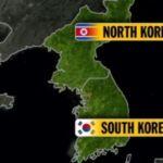 GUERRA FRIA: As duas Coreias, frente a frente