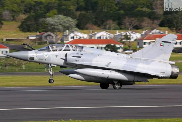 Dassault Mirage 2000-9DAD - UAEAF