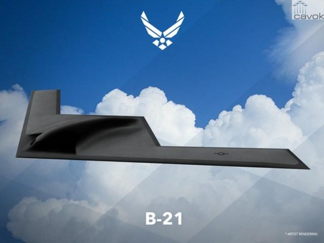 Northrop Grumman B-21