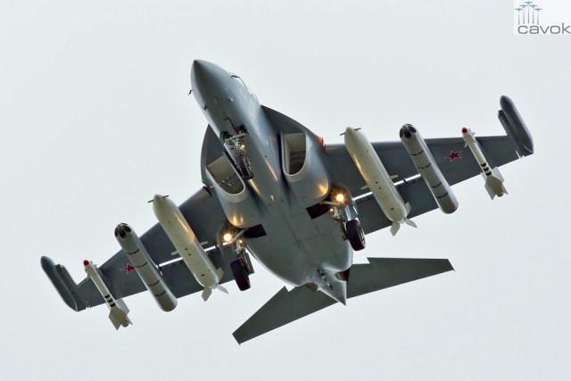 Yak-130 - VKS