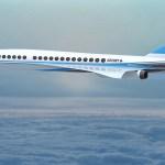 BOOM: um avião mais rápido do que Concorde com tarifas custando um quarto do preço