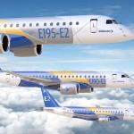 FIDAE 2016: Embraer prevê demanda por 720 novos jatos no segmento de 70 a 130 assentos na América Latina