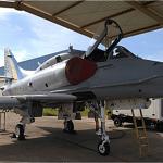 Marinha do Brasil recebe aeronave AF-1B N-1011