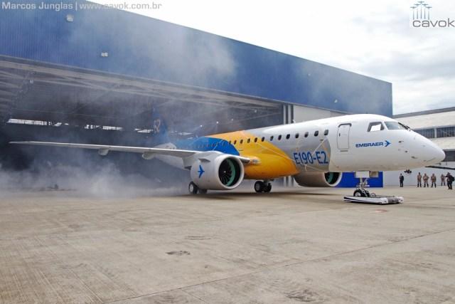Apresentação do E190-E2, Foto - Marcos Junglas - Cavok Brasil (10)