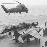 FALKLANDS/MALVINAS: helicópteros no Atlântico sul