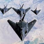 Congresso dos EUA quer a retirada total dos Lockheed F-117A Nighthawk