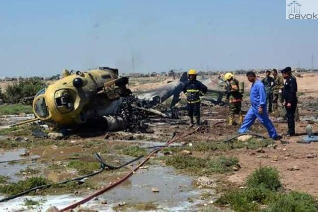 Mi-35M - Exército do Iraque