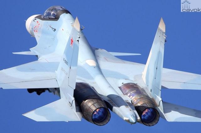 Su-30SM – VKS, Foto - Artyom Anikeev