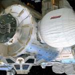 NASA vai começar a testar espécie de habitat espacial inflável na Estação Espacial Internacional