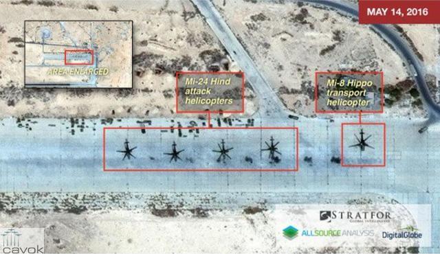Estado Islâmico destrói Base Aérea síria usada pela Rússia (3)