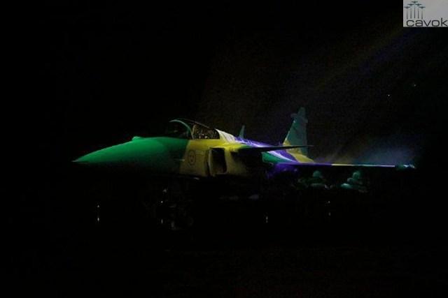 Primeiro protótipo do Saab JAS 39E Gripen (39-8) (9)