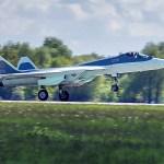 RÚSSIA: 6º protótipo de voo do PAK FA realiza novo voo de testes