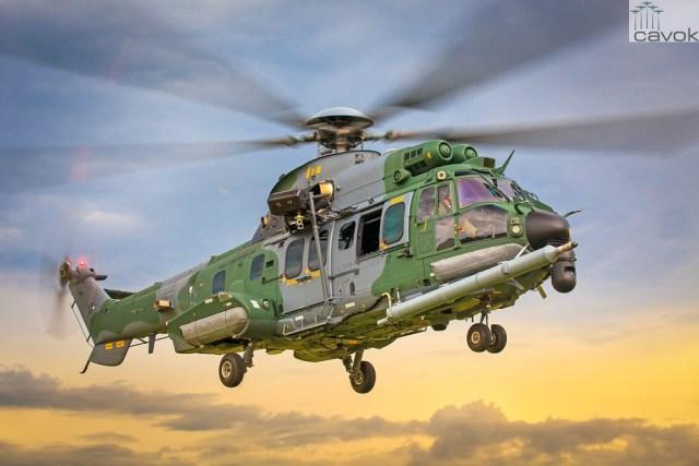 H225M (H-36 Caracal) / © Johnson Barros - Força Aérea Brasileira