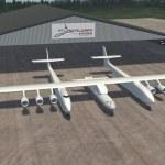 Maior avião do mundo está quase pronto