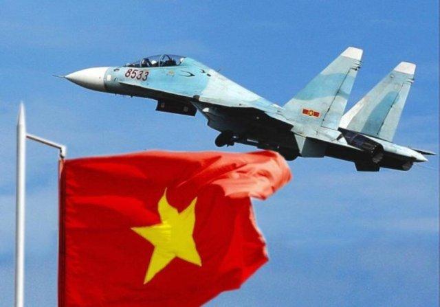 Su-30MK2 vietnã