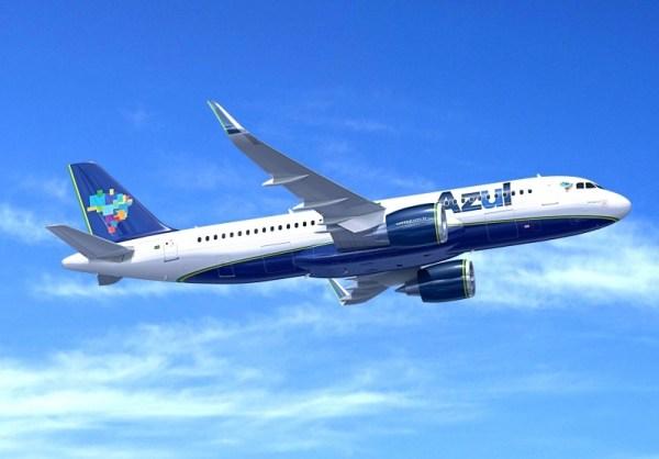 A Azul vai sediar um centro de treinamento de simuladores da Airbus para seus novos aviões A320neo. (Foto: Fixion / Airbus)