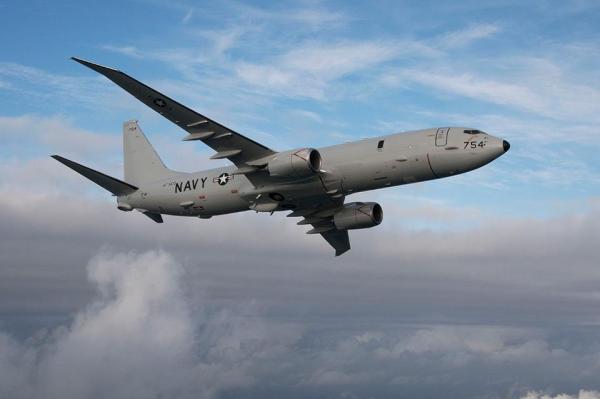 Boeing gets 71 million US Navy P 8A task order 600x399 - Boeing recebe novo contrato de melhoria para aeronaves P-8A Poseidon