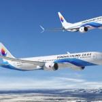 FARNBOROUGH: Boeing e Donghai Airlines anunciam intenção de compra de 25 aeronaves 737 MAX 8s e cinco 787-9s