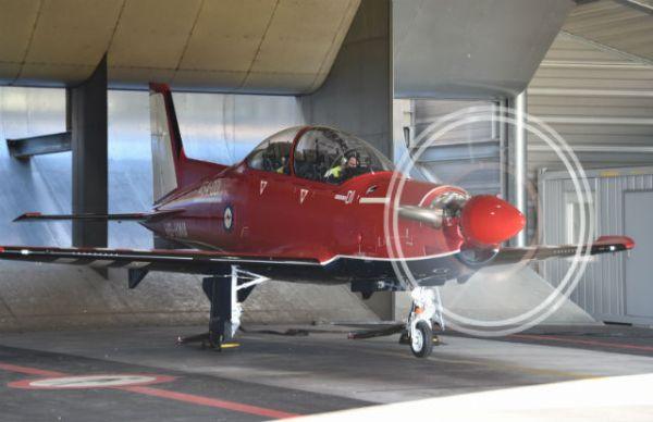 A Austrália encomendou 49 unidades do PC-21. (Foto: Stephen Widmer)