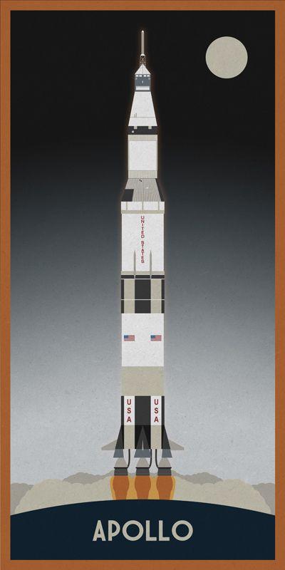 Saturno V #4
