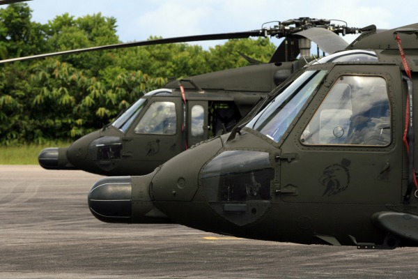As aeronaves do Esquadrão Harpia operam a partir da Base Aérea de Manaus. (Foto: Agência Força Aérea)