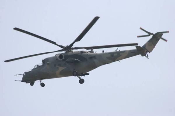 O helicóptero Mi-35M da Venezuela passou por uma completa revisão na unidade da Rostvertol na Rússia.