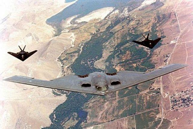 B-2_F-117