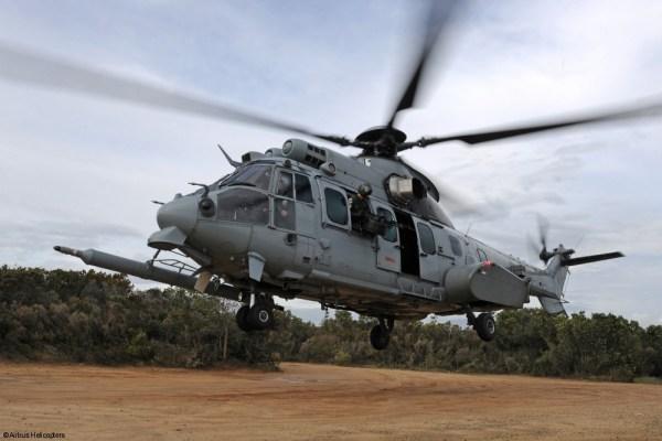 O Kuwait é a sétima nação a encomendar o helicóptero militar H225M Caracal. (Foto: Anthony Pecchi / Airbus Helicopters)