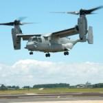 Acidente com MV-22 Osprey do USMC no Japão