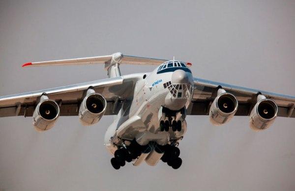 A Aviastar está desenvolvendo a versão de reabastecimento em voo do IL-78MD90A.