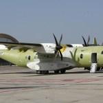 IMAGEM: Primeiro Airbus C295W para a Força Aérea Brasileira realiza voo de teste