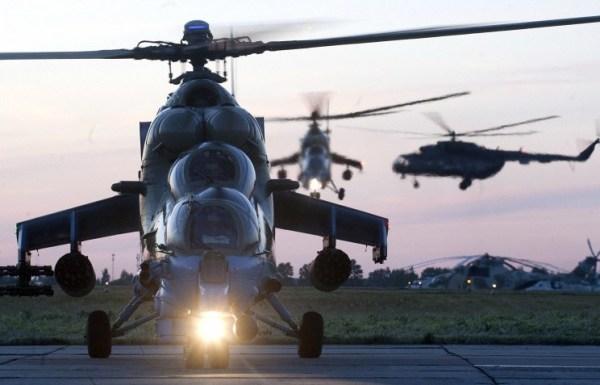 Angola vai receber um lote de helicópteros Mi-24P modernizados antes do final de setembro.