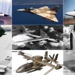 AERONAVES (QUASE) FAMOSAS: 11 aeronaves que não entraram em operação, mas poderiam ter entrado
