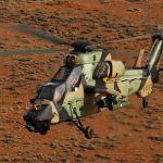 Austrália faz duras críticas aos helicópteros Airbus Tiger ARH